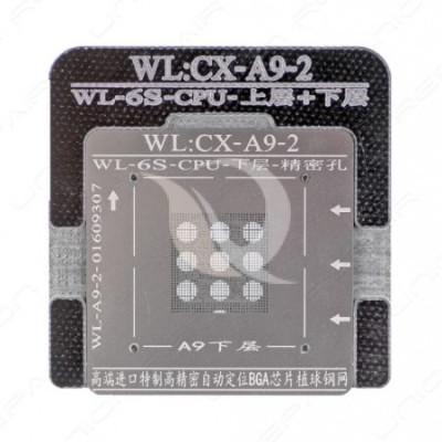 BGA Reballing WL CX A9-2 foto