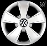 Capace roti 15 Volkswagen VW - Imitatie jante aliaj, R 15