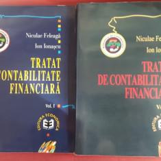 Tratat De Contabilitate Financiara- Vol. I, II - Niculae Feleaga, Ion Ionascu