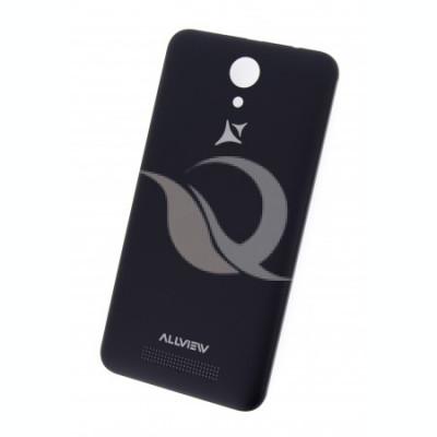 Capac Baterie Allview A8 Lite | Black| Original / AM+ Calitatea A foto