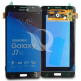 Display Samsung Galaxy J7 j710 2016 compatibil negru complet