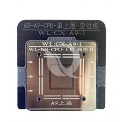 BGA Reballing WL CX A9-1 foto