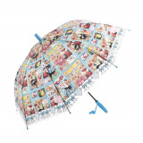 Umbrela copii 8002Y albastra