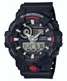 Ceas Casio G-SHOCK GA-700-1A Antimagnetic Barbatesc