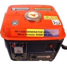 Generator benzina Micul Fermier MF-950 900W pe benzina monofazat