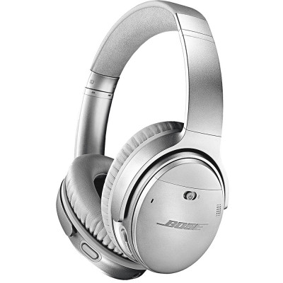 Casti Wireless QuietComfort 35 II Argintiu foto