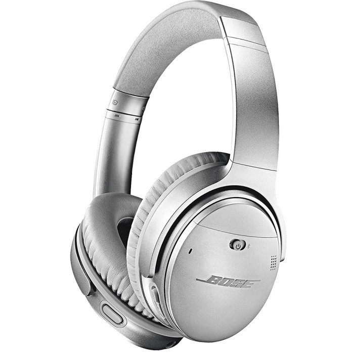 Casti Wireless QuietComfort 35 II Argintiu