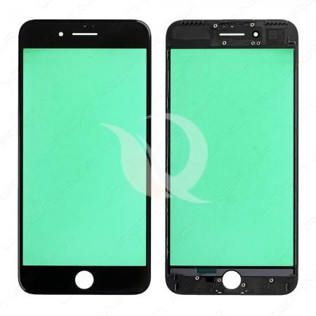 Geam | Lens iPhone 7 Plus | + Frame | + Polarizator | Black