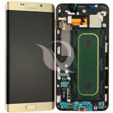 LCD Samsung Galaxy S6 Edge Plus G928 | Gold | Original / AM+ Calitatea A