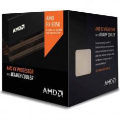 Procesor AMD FX X8 8350 Octa Core 4.0 GHz socket AM3+ Wraith Cooler BOX