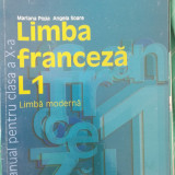 Manual Franceza clasa a X a L1 Humanitas, Clasa 10, Limbi straine