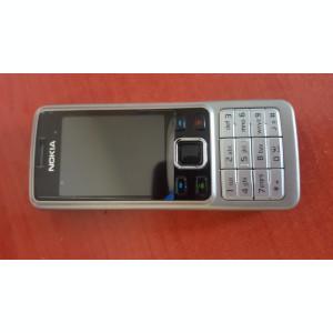 Telefon Nokia 6300 argintiu  / produs original / necodat