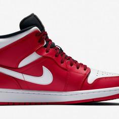 Cauti Noi! Bascheti piele NIKE Air Jordan 1 MID Nouveau gri ... 6c8631f5b