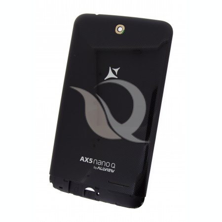 Capac Baterie Allview AX5 Nano Q | Black| Original / AM+ Calitatea A