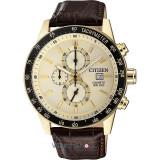 Ceas Citizen BASIC AN3602-02A Cronograf Tahometru