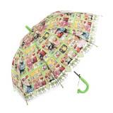 Umbrela copii 8002Y verde