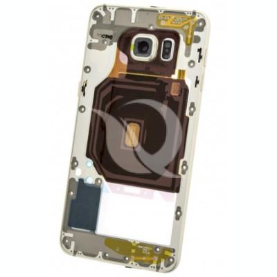 Mijloc | Corp Samsung Galaxy S6 Edge Plus G928 foto