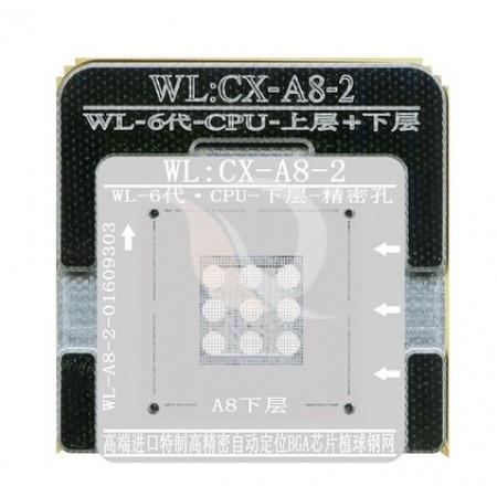 BGA Reballing WL CX-A8-2