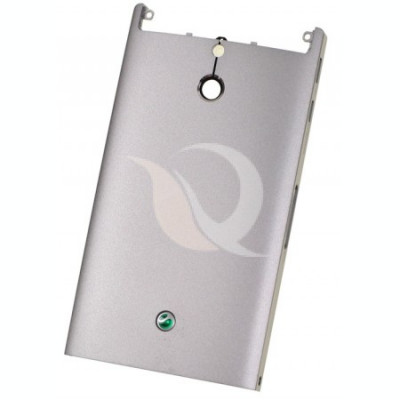 Capac Baterie Sony Xperia P   LT22i   Silver foto