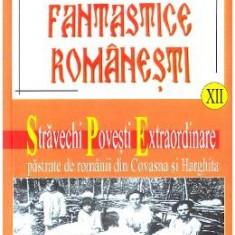 Basme fantastice romanesti XII - I. Oprisan