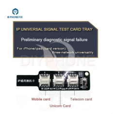 Diverse Scule Service GSM IP Universal Test Card For Iphone Ipad SIM Card Signal Testing Diagnosis