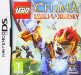 LEGO Legends Of Chima Lavals Journey Nintendo DS 3ds 2ds