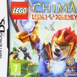 LEGO Legends Of Chima Lavals Journey Nintendo DS 3ds 2ds
