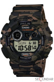 Ceas Casio G-SHOCK GD-120CM-5ER Barbatesc