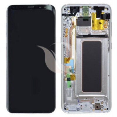 LCD Samsung Galaxy S9 G960 | Titanium Grey | Original / AM+ Calitatea A foto