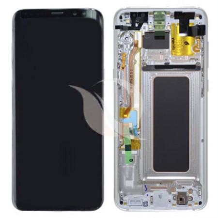 LCD Samsung Galaxy S9 G960 | Titanium Grey | Original / AM+ Calitatea A