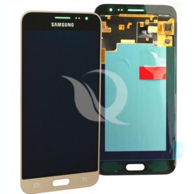 Display Samsung Galaxy J3 2016 j320 compatibil negru alb sau auriu foto