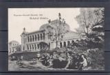 BUCURESTI   EXPOZITIA  GENERALA  ROMANA  1906  PALATUL  ARTELOR, Necirculata, Printata