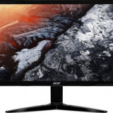 Monitor Gaming TN LED Acer 23.6inch KG241Qbmiix, Full HD (1920 x 1080), VGA, HDMI, Boxe, 75 Hz, 1 ms (Negru)