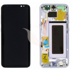 LCD Samsung Galaxy S8 G950   Orchid Grey (Violet)   Original / AM+ Calitatea A