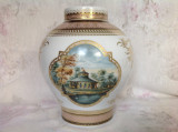Vaza vintage fina, portelan Kaiser