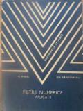 FILTRE NUMERICE. APLICATII - O. RADU, GH. SANDULESCU