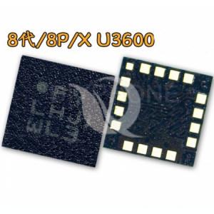 Diverse Circuite iPhone 8 Top IC FY LHJ Gyroscope IC 8P X U3600 Top IC Gravity IC
