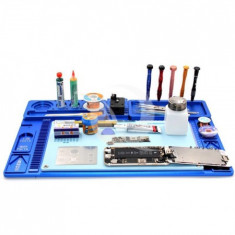 Diverse Scule Service Integrated Mobile Phone Repair Station | WL | 468 x 318 x15 | Microscope Extend | Blue
