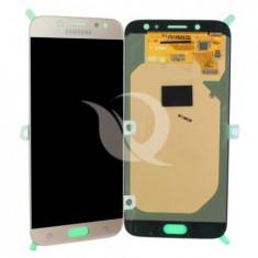 Display Samsung Galaxy J7 J730 2017 auriu compatibil