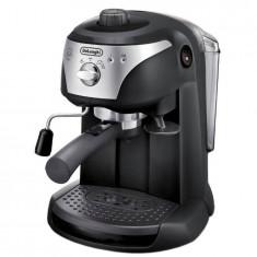 Espressor cafea Delonghi EC221B 1100W 1 Litru 15 Bari Negru