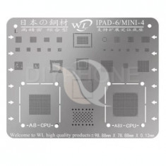 BGA Reballing BGA Reballing Stencils for iPad 6 | Mini 4