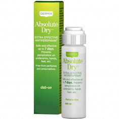 Absolute Dry Deodorant pentru transpiratie excesiva 25 ml, DERMIX