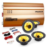 Auna 4,0 Auto HiFi Set Golden Four V1