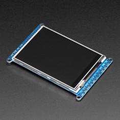 Display LCD TFT 3.2'' cu Slot pentru MicroSD ILI9341