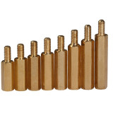 Pilon Hexagonal din Metal, M3 de 16 mm cu Cap de 6 mm