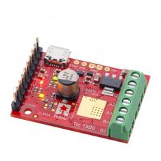 Controller pentru Motoare Pas cu Pas Tic T500 cu Multiple Interfete de Comunicatie si Pini Lipiti