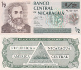 Nicaragua 1/2 Cordoba 1992 UNC