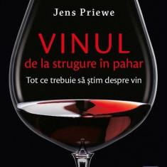 Vinul. De la strugure în pahar