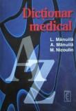 Dictionar medical A-Z  -  L. Manuila