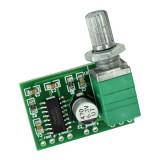 Modul Amplificator Audio cu Potenţiometru PAM8403